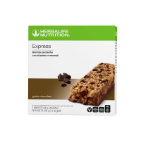 barrette proteiche express herbalife