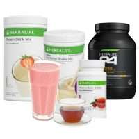 kit massa magra herbalife