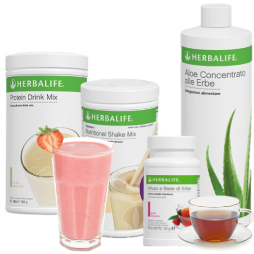 Kit Benessere Protein Herbalife